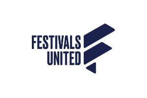festivals united logo